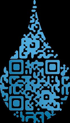 Charity Water QR code