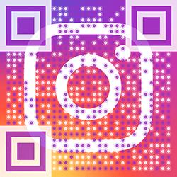 Example Visual QR code