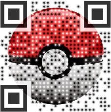 Pokemon QR code Example